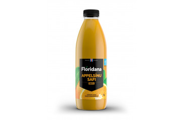 Flóridana Orange Juice with pulp 1L