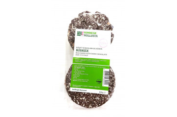 HH ricecakes with dark chocolate and coconut 105g