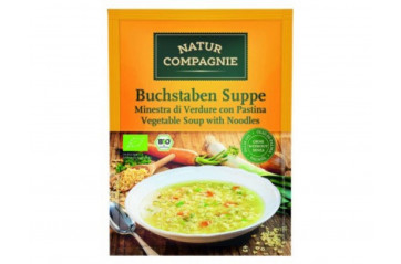 Natur Co noodlesoup with vegetables 40g