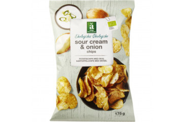 Anglamark Crisp Sourcream/Onion 175g