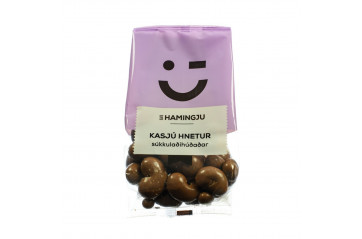 TH Chocolate covered cashews 125g