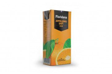Flóridana Orange Juice 1L