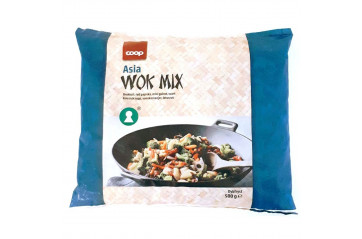 Coop Asien Wok Vegetables 500g