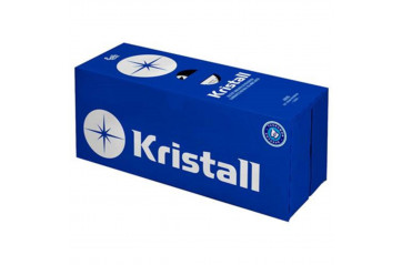 Kristall mineral water without flavorings 33cl 10pk