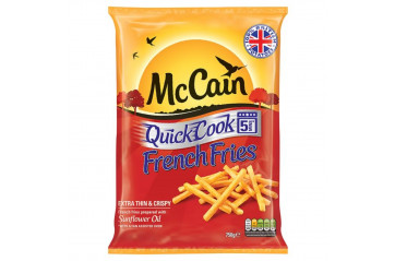 Quick Cook French Fries