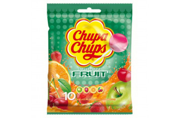 ChupaChups Fruits 10stk