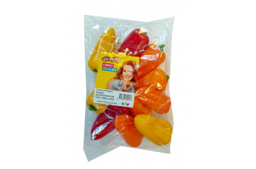 Mini bell pepper 400g