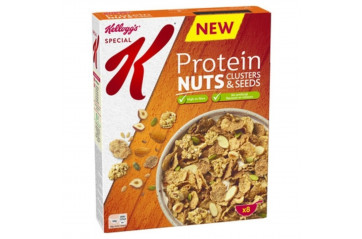 Special K Protein Nuts & seeds