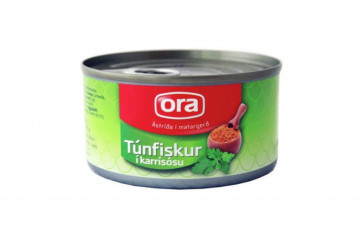 Tuna in Curry