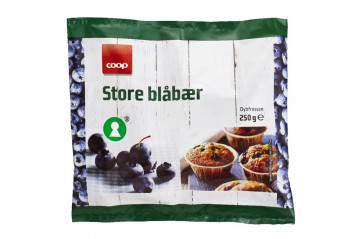 Dit Valg Blueberries Large 250g