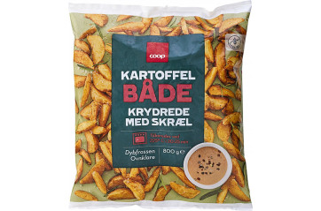 Coop Potato Wedges 800g