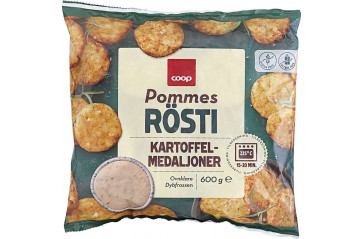 Coop Rustic Potatoes 600g