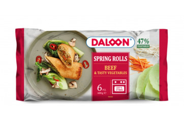 Daloona roll with beef 600g