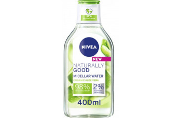 NIVEA Nat.Good Andl.vatn 400ml