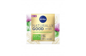 NIVEA Nat.Good Dagkrem Anti-Age 50ml