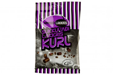 Góa Appolo Licorice Kurl 150g.