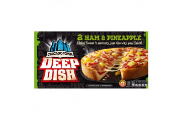 CT Örb.Pizza Ham&Pineapple 352g
