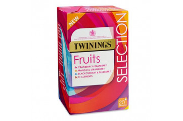 Twinings Fruit Selection 20s