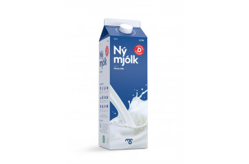 MS Whole Milk 1L vitamin D added
