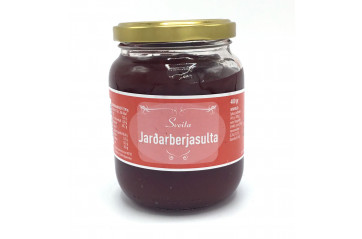 Sveita Strawberry Jam 400g