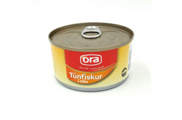 Ora Tuna Oil canister 1/4