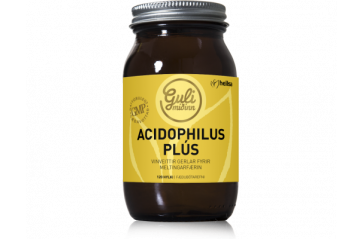 Acidophilus plus 120 capsules