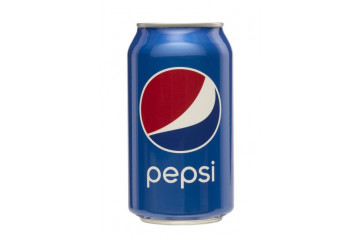 Pepsi 33cl canister