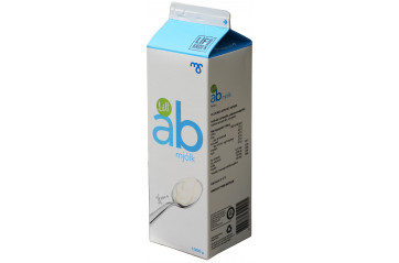 MS AB Light Yogurt 1L