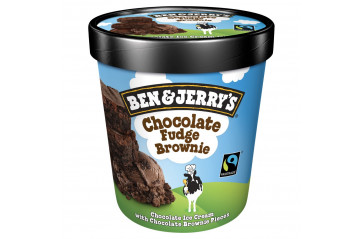 B&J Choc Fudge Brownie 500ml