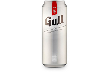 Egils Gull Light Beer 0,5L canister