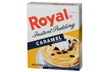 Royal Pudding Caramel 90g