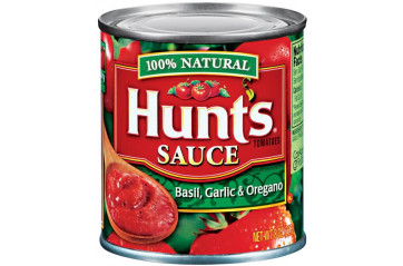 Hunts Tomato Paste bas.garlic.oreg 170g.