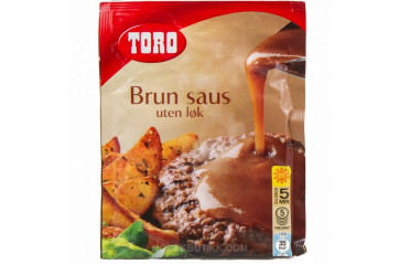 Toro Sauce Brown without onions 43g
