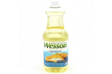 Wesson vegetable oil 1.42 ltr