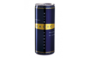 Magic Energy Drink Blue 250ml