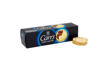 Carrs Table water bisquits 125 gr