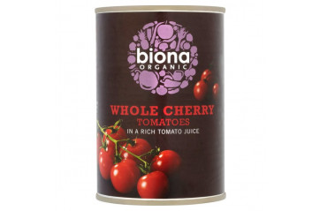 Biona whole tomatoes 400 gr