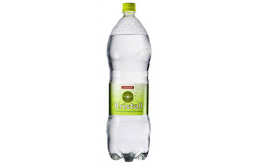 Kristall sparkling water mexican lime 2L