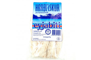 Darri dried fish Haddock pieces skinless