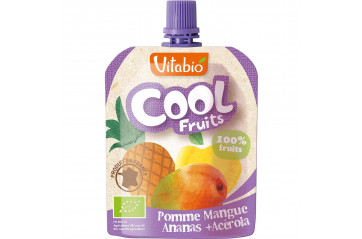 Vita Bio Cool Fruits Apple, Pineapple and Mango 90gr