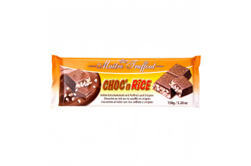 MT chocolate ricecakes 150g