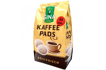 Gina coffee pod 50stk