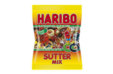 Haribo Sutter mix 120g