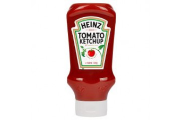 Heinz ketchup top down 570g
