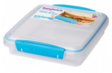 Sistema Sandwich box 450ml