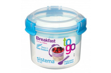 Sistema Breakfast box 530ml