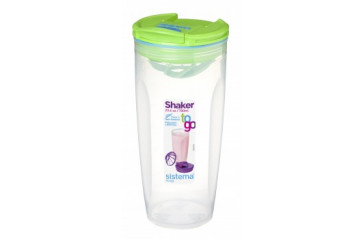 Sistema Shaking bottle 700ml