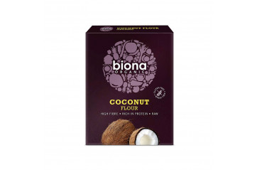 Biona coconut flour 500g raw
