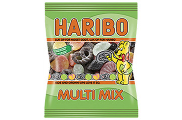 Haribo Multi Mix 120g
