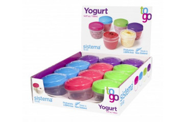 Sistema Yogurt box 150ml